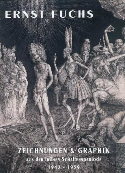 Ernst Fuchs als Buch