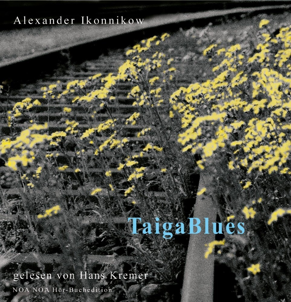 Taiga Blues, 2 Audio-CDs als Hörbuch