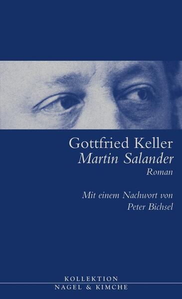 Martin Salander als Buch