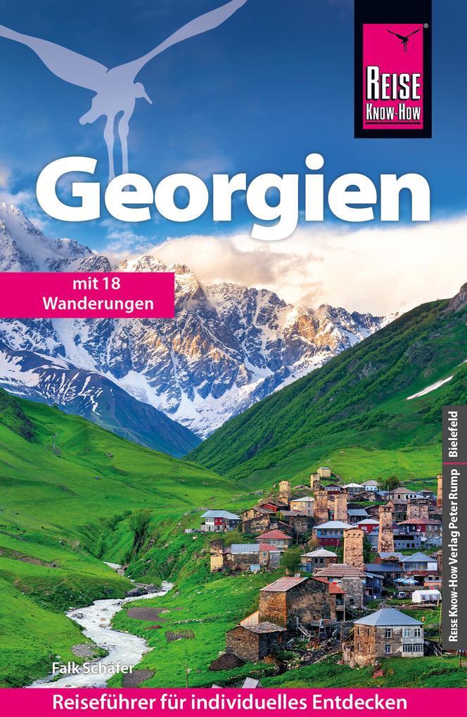 Reise Know-How Reiseführer Georgien als eBook D...