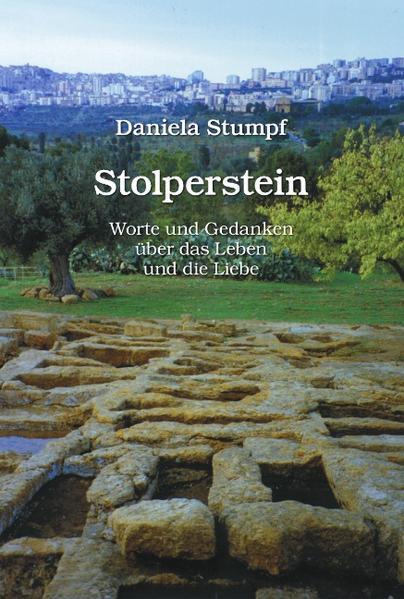 Stolperstein als Buch
