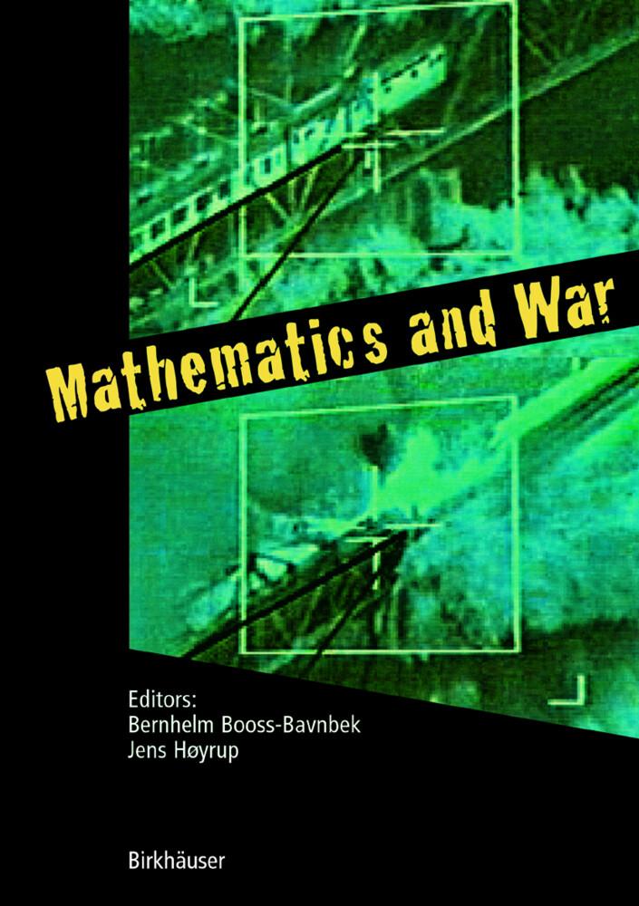 Mathematics and War als Buch