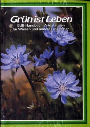 Wildstauden für Wiesen und andere Freiflächen als Buch