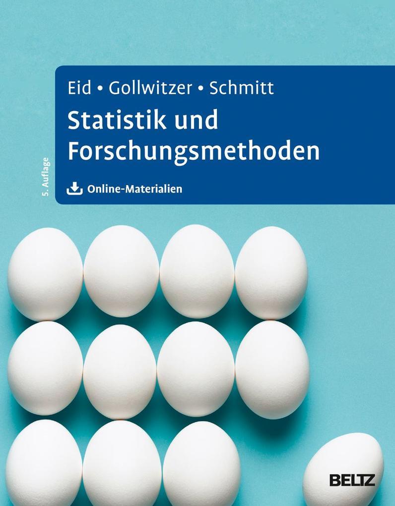 Statistik und Forschungsmethoden als Buch