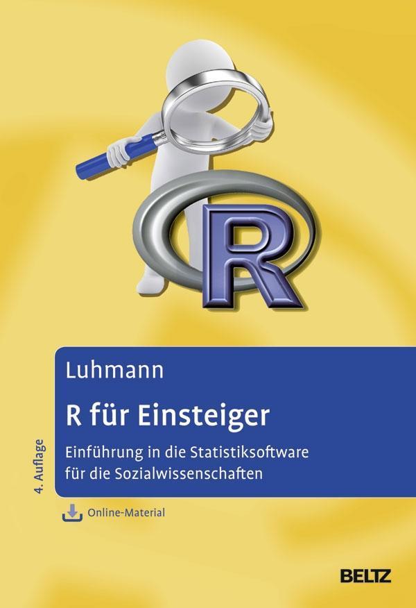 R für Einsteiger als Buch