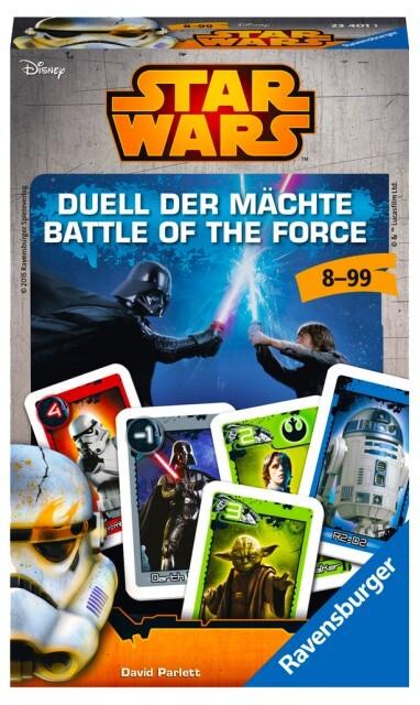 Star Wars: Duell der Mächte als sonstige Artikel
