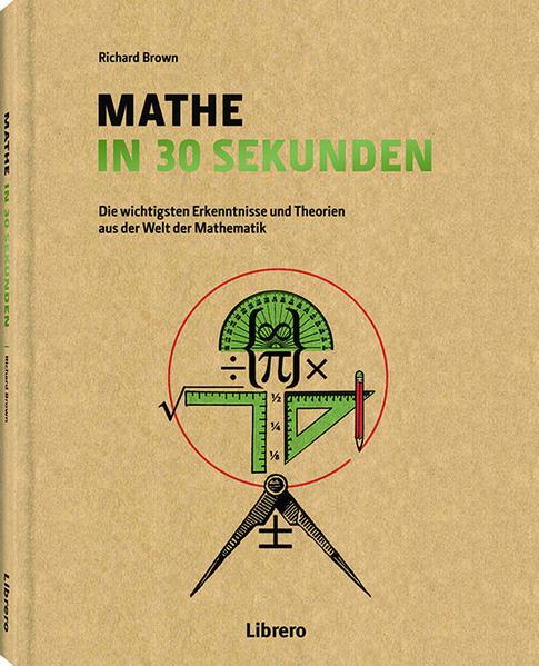 Mathe in 30 Sekunden als Buch