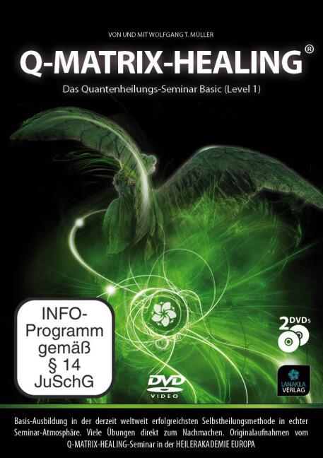 Q-Matrix-Healing Basic als DVD