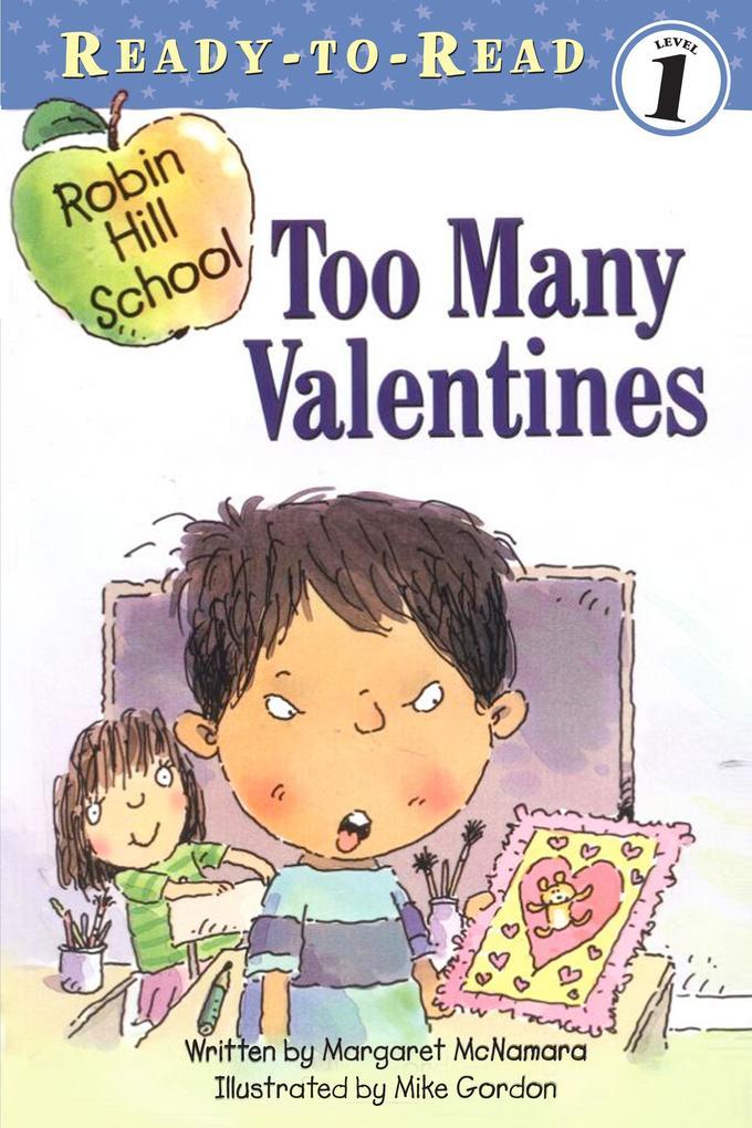 Too Many Valentines als Taschenbuch