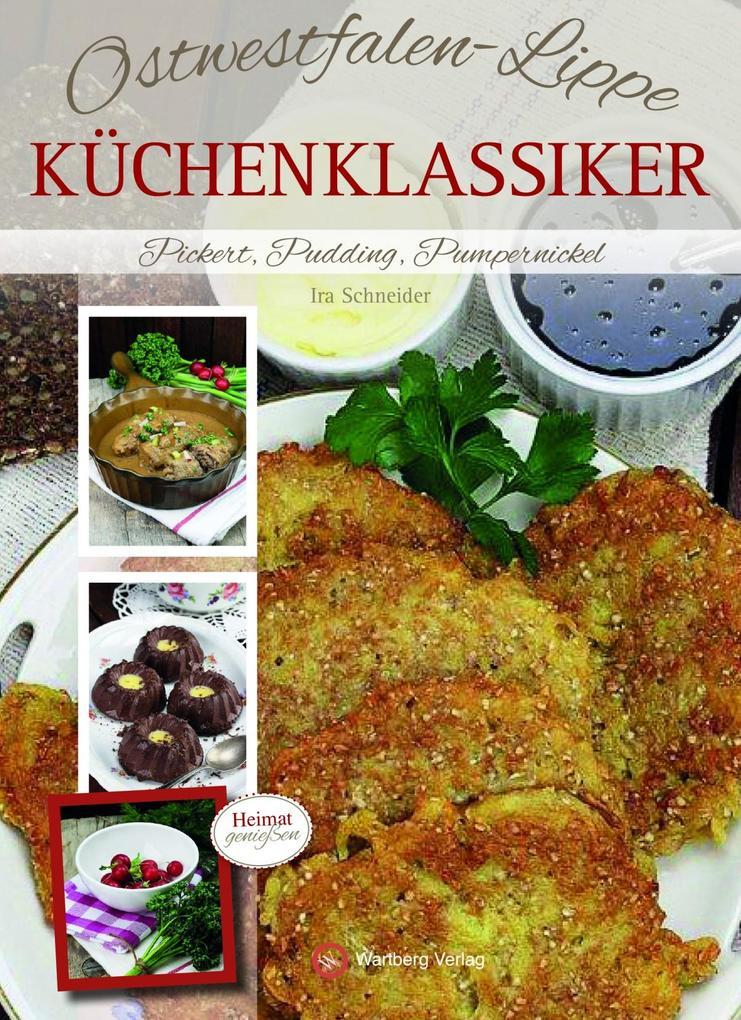 Ostwestfalen-Lippe - Küchenklassiker als Buch v...