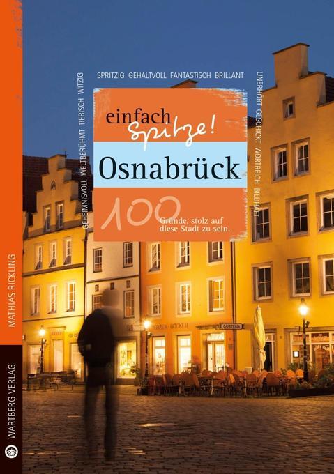 Osnabrück - einfach Spitze! 100 Gründe, stolz a...