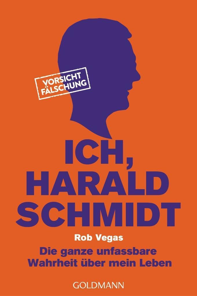 Ich, Harald Schmidt als Taschenbuch