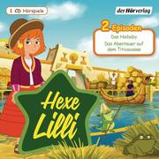 Hexe Lilli 07. Das Haibaby & Das Abenteuer auf dem Titicacasee