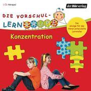 Die Vorschul-Lernraupe: Konzentration
