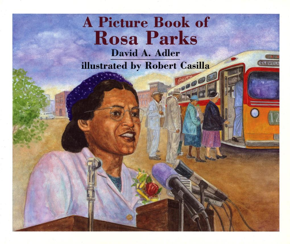A Picture Book of Rosa Parks als Taschenbuch