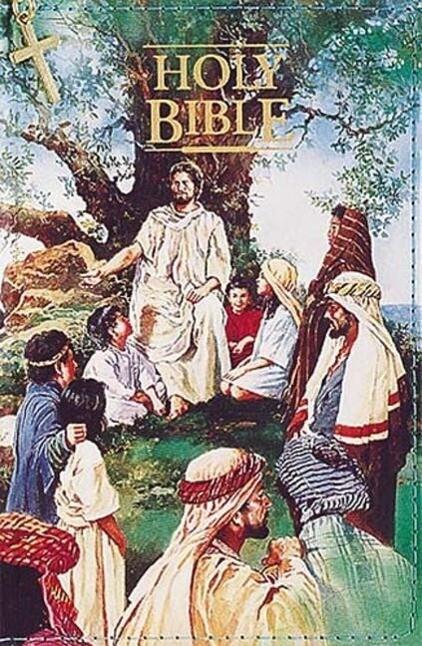 Seaside Bible als Buch