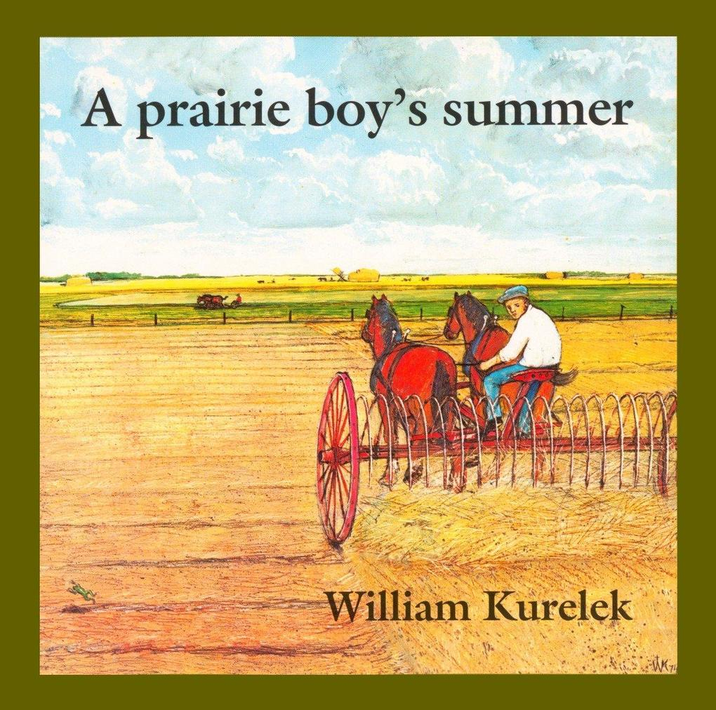 A Prairie Boy's Summer als Taschenbuch