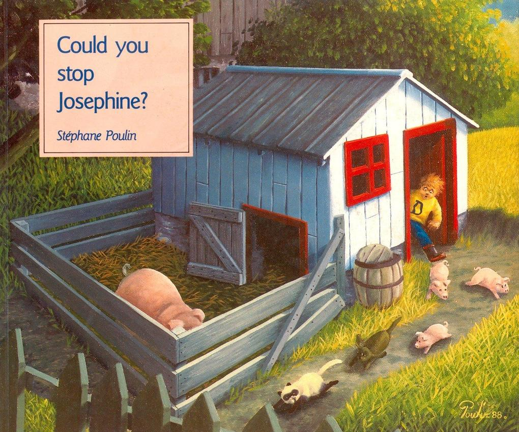 Could You Stop Josephine? als Taschenbuch