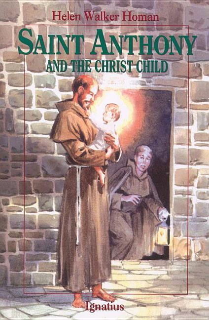 Saint Anthony and the Christ Child als Taschenbuch