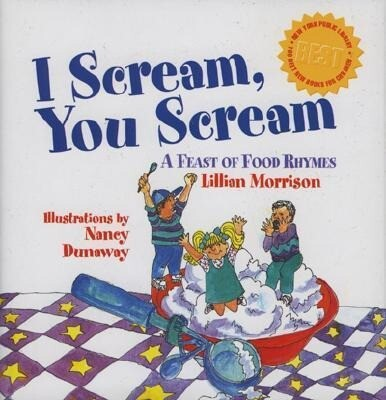 I Scream, You Scream als Buch
