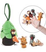 Der Grüffelo. Grüffelokind Fingerpuppen-Set