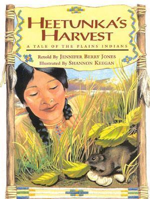 Heetunka's Harvest: A Tale of the Plains Indians als Taschenbuch