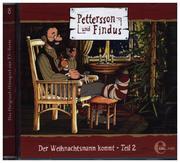 Pettersson und Findus 08. Der Weihnachtsmann kommt, Teil 2