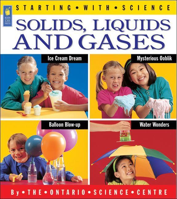 Solids, Liquids and Gases als Taschenbuch