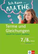 Mathe - Terme und Gleichungen 7./8. Klasse