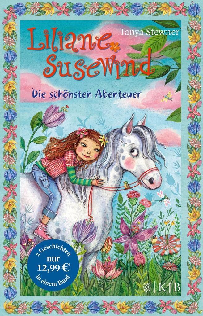 Liliane Susewind - Die schönsten Abenteuer als Buch