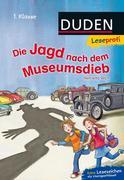 Leseprofi - Die Jagd nach dem Museumsdieb, 1. Klasse