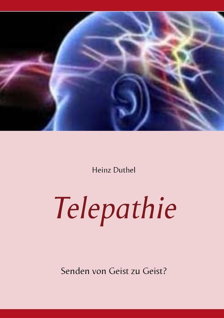 Telepathie als eBook