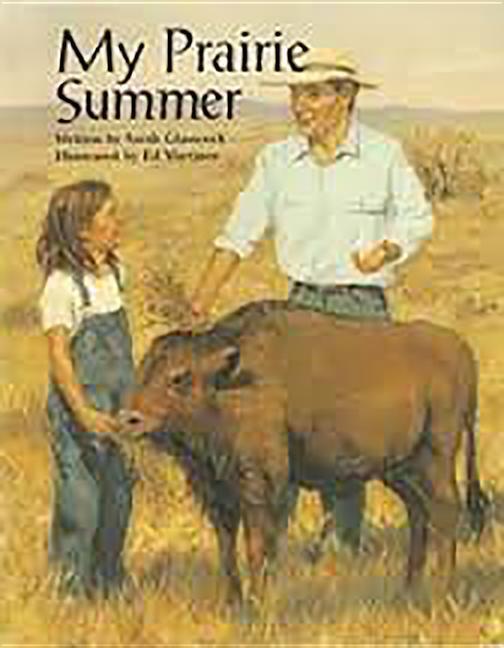 Steck-Vaughn Pair-It Books Fluency Stage 4: Big Book My Prairie Summer als Taschenbuch