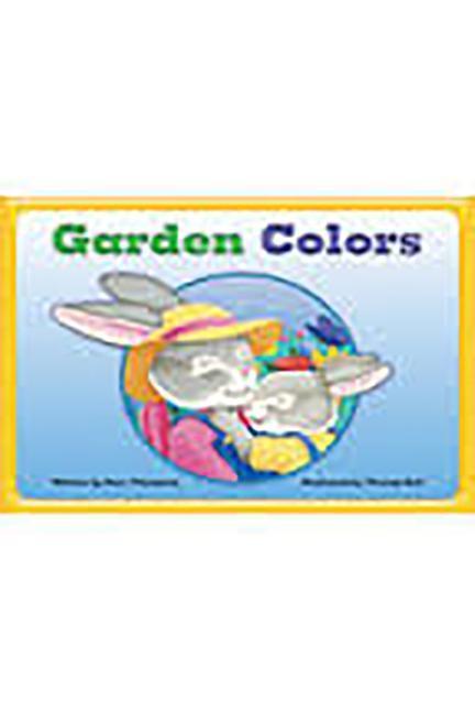 Steck-Vaughn Pair-It Books Early Emergent: Big Book Garden Colors als Taschenbuch