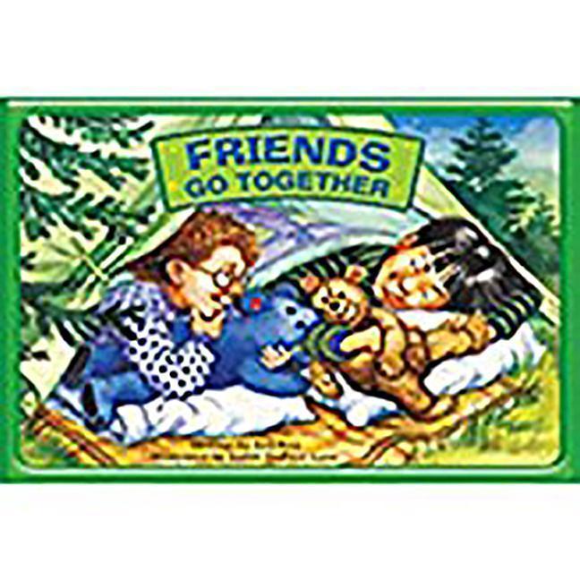 Steck-Vaughn Pair-It Books Early Emergent: Big Book Friends Go Together als Taschenbuch