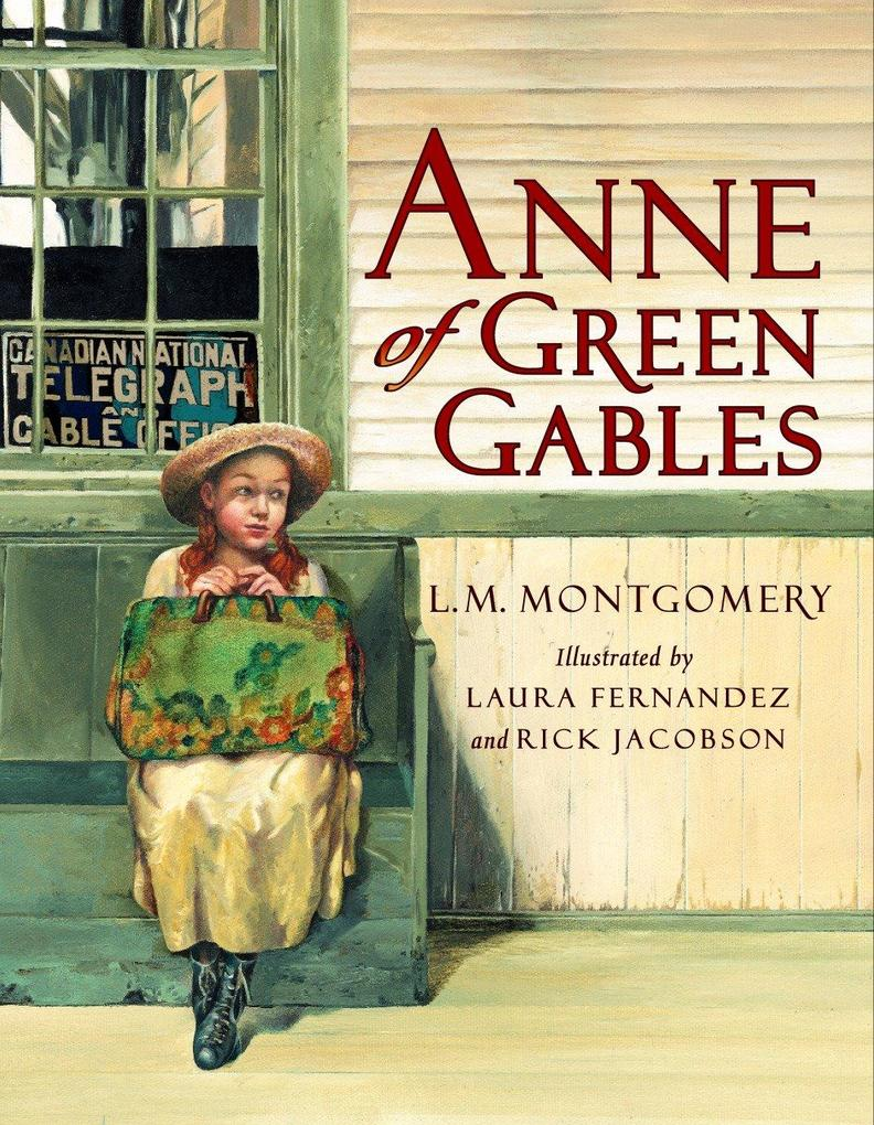 Anne of Green Gables als Buch