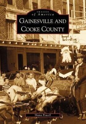 Gainesville and Cooke County als Taschenbuch