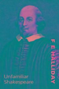 Unfamiliar Shakespeare als Buch