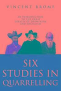Six Studies in Quarrelling als Taschenbuch