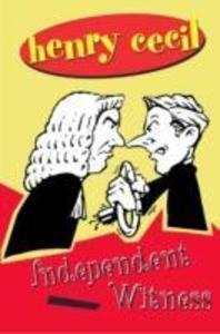 Independent Witness als Taschenbuch
