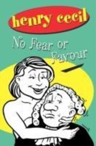 No Fear or Favour als Taschenbuch
