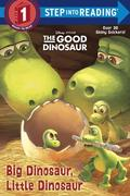 Big Dinosaur, Little Dinosaur (Disney/Pixar the Good Dinosaur)