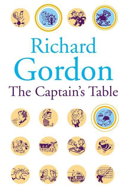 The Captain's Table als Taschenbuch