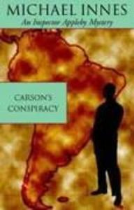 Carson's Conspiracy als Taschenbuch
