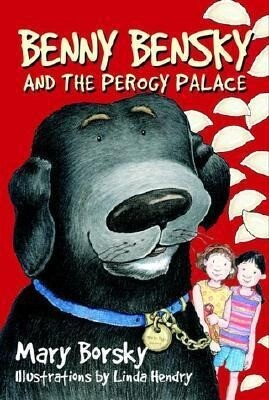 Benny Bensky and the Perogy Palace als Taschenbuch
