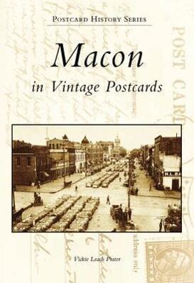 Macon in Vintage Postcards als Taschenbuch