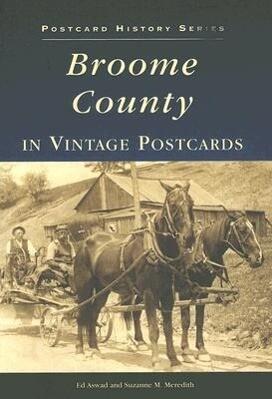 Broome County in Vintage Postcards als Taschenbuch