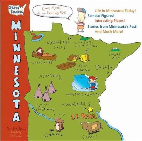 Minnesota als Buch
