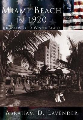 Miami Beach in 1920: The Making of a Winter Resort als Taschenbuch