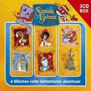 SimsalaGrimm Hörspielbox Vol. 1